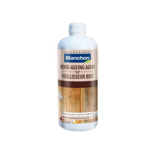 Blanchon Wood-Ageing Agent Linen Grey, 0.25L Image 1