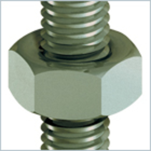 In-Dex Coach Bolt, Nut & Washer, 10x100 mm, 10 pk Image 4