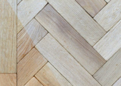 Tradition Classics Solid Oak Parquet Flooring Blocks, Unfinished, Rustic, 22x70x280 mm Image 1