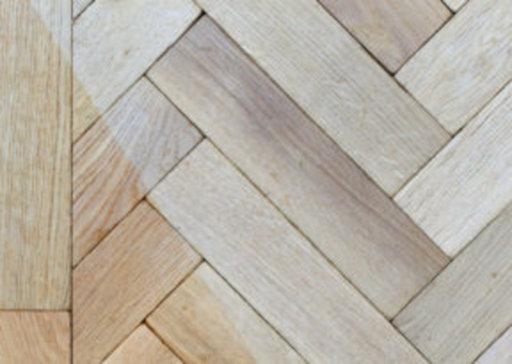 Tradition Classics Solid Oak Parquet Flooring Blocks, Tumbled, Unfinished, Prime, 22x70x280 mm Image 1