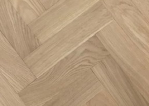 Tradition Classics Solid Oak Parquet Flooring Blocks, Unfinished, Prime, 22x70x280 mm Image 1