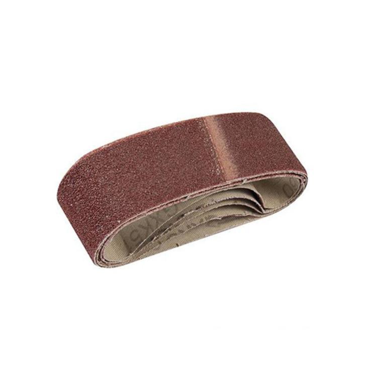 Silverline Corner Machine Sander Belts, 40G, 40x305 mm Image 1