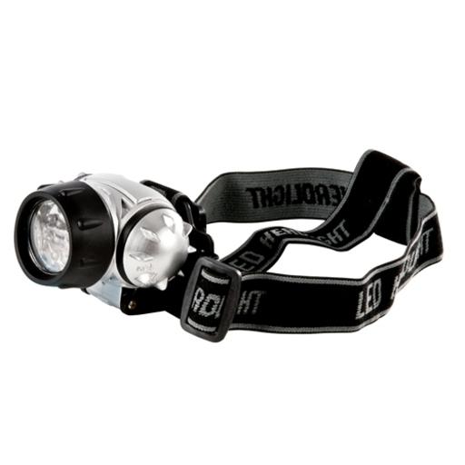 Headlamp, 12 LED Image 1