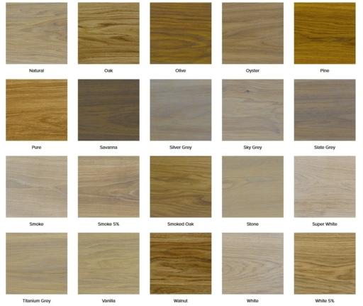 Rubio Monocoat Oil Plus 2C, Mahogany, 1.3 L Image 3