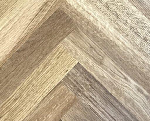 Tradition Classics Herringbone Engineered Oak Flooring, Prime, Oiled, 70x11.4x490 mm Image 1