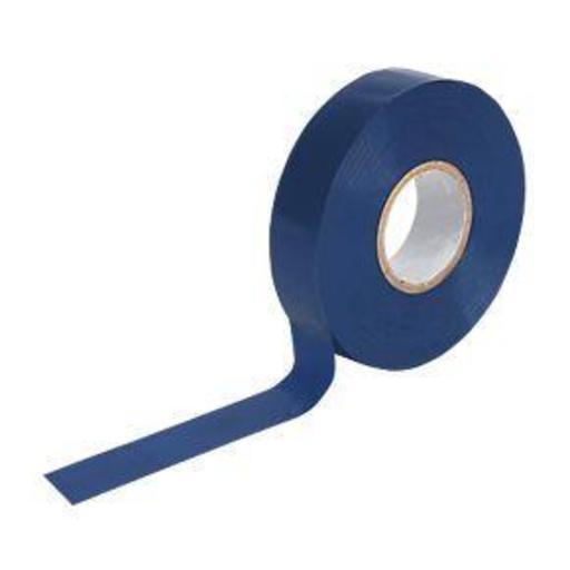 Insulation Tape, Blue, 19 mm, 33 m Image 1