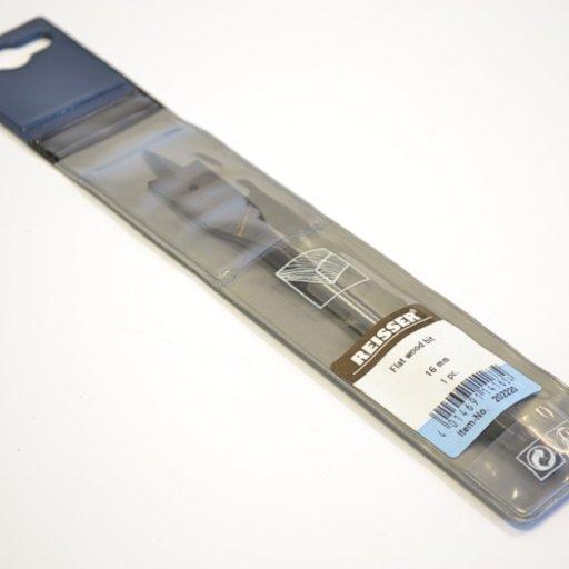 Reisser Flat Wood Bit, 16.0x150 mm Image 1