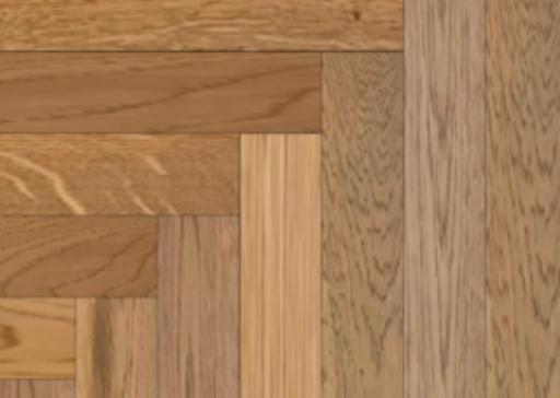 Tradition Classics Herringbone Engineered Oak Flooring, Rustic, Terra Oiled, 120x15.4x600 mm Image 1
