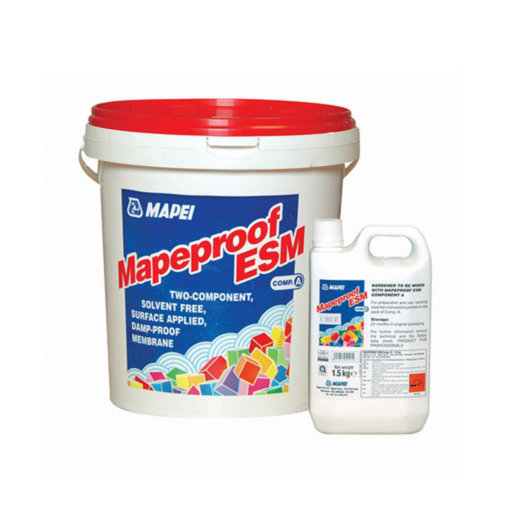 Mapei Mapeproof ESM, 2-Component Wood Floor Moisture Barier 6 kg Image 1