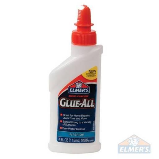Elmers Glue-All Multipurpose Glue, 118 ml Image 1