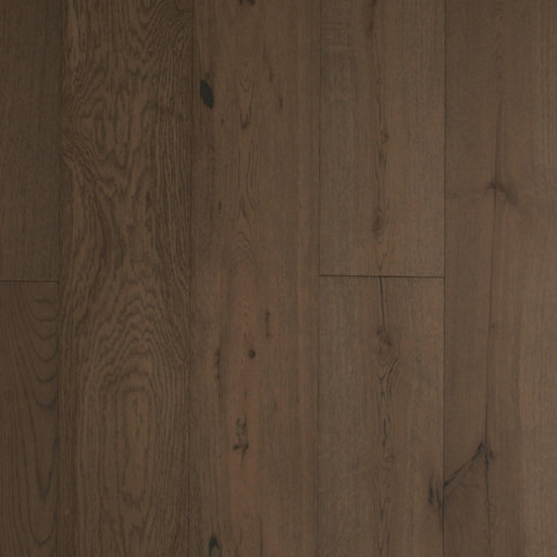 Spectra Truffle Oak Engineered Flooring, Brushed, Matt Lacquered, Rustic, 189x3x14 mm Image 1