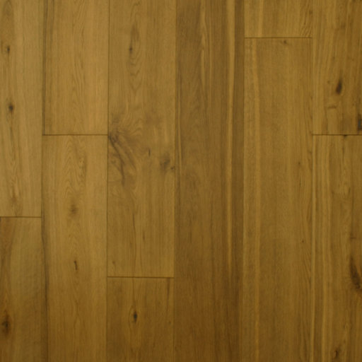 Spectra Smoked Oak Engineered Flooring, Brushed, Lacquered, Rustic, 189x4x18 mm Image 1