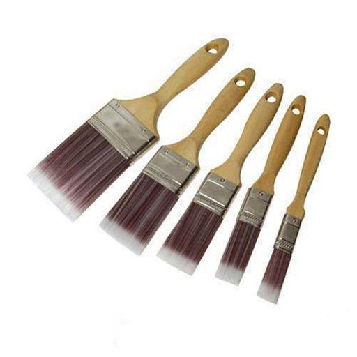 Synthetic Brush Set, 5 pcs Image 1