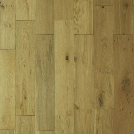 Spectra Engineered Oak Flooring, Brushed, Oiled, Rustic, 125x4x18 mm Image 1