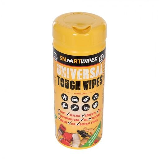 Universal Tough Wipes, 40 pcs Image 2