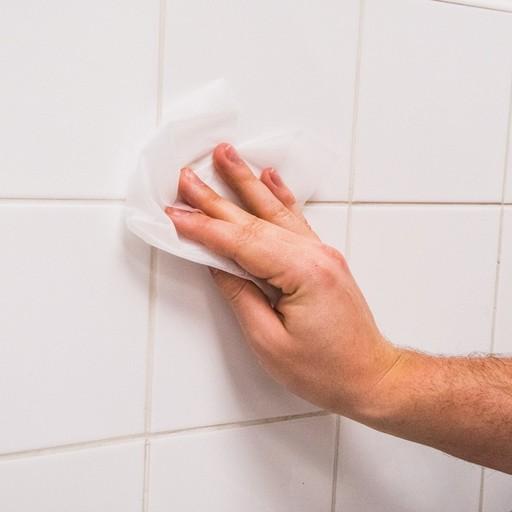 Universal Tough Wipes, 40 pcs Image 3