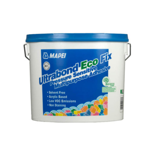 Mapei Ultrabond Eco Fix, 1-Component Floor Adhesive 15 kg Image 1