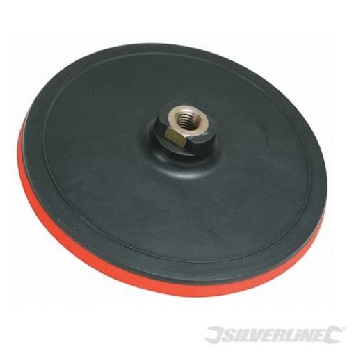 Velcro Backing Pad, 150x10 mm Image 1