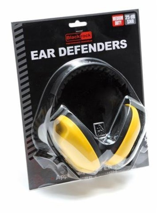 BlackRock Comfort Ear Defender Image 1