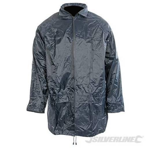 Lightweight PVC Jacket, Size L Image 1