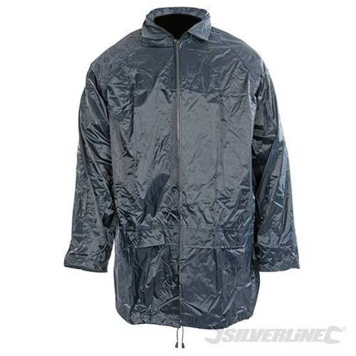 Lightweight PVC Jacket, Size XL Image 1