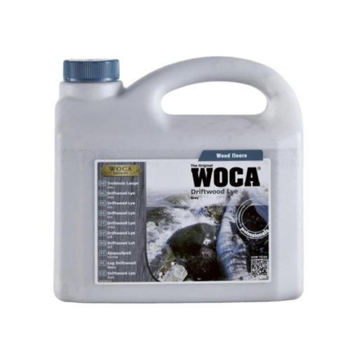 WOCA Grey Driftwood Wood Lye, 2.5L Image 1