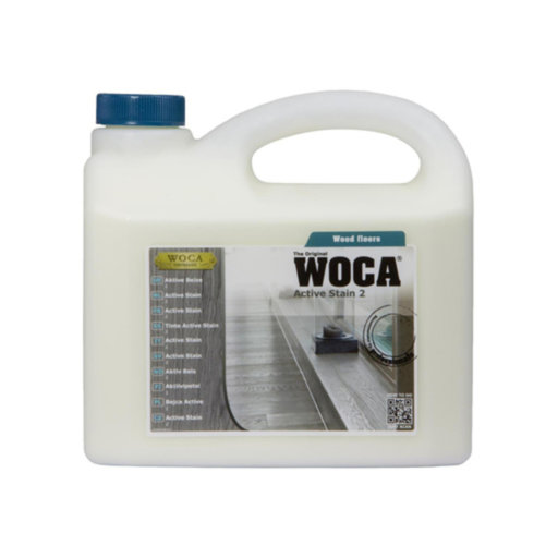 WOCA Active Stain 2, 2.5L Image 1