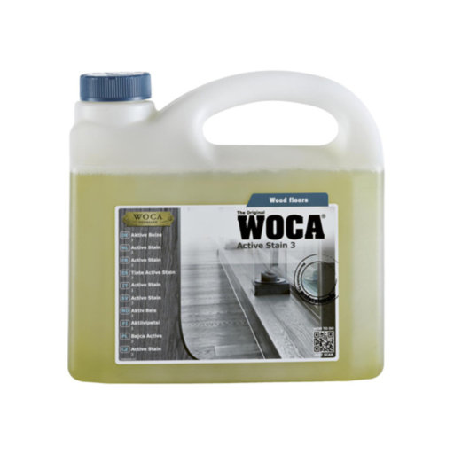 WOCA Active Stain 3, 2.5L Image 1