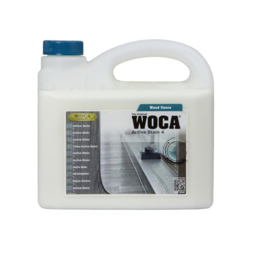 WOCA Active Stain 4, 2.5L Image 1