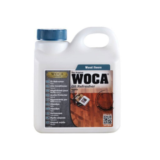 WOCA Oil Refresher Natural For Oiled Wood Floor, 2.5L Image 1