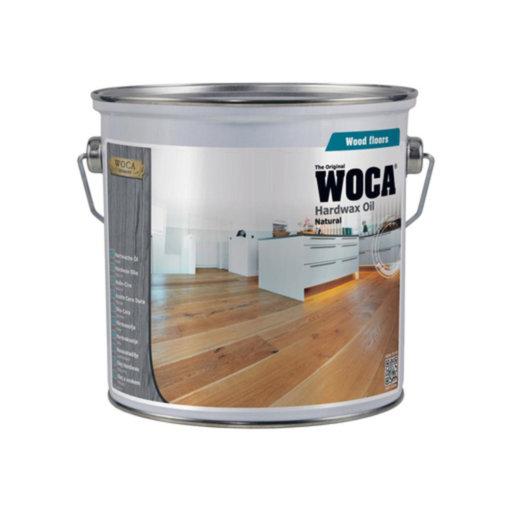 WOCA Hardwax-Oil, Natural, 1L Image 1
