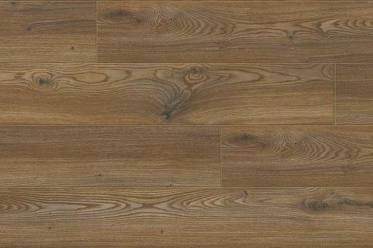 Balterio Tradition Quattro V-Groove Biscuit Oak Laminate Flooring, 9 mm Image 1