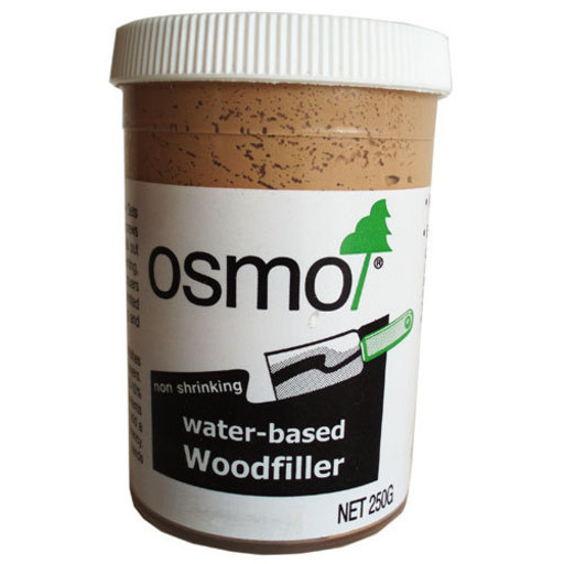 Osmo Wood Floor Filler, Medium Oak, 250 gr Image 1