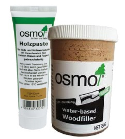 Osmo Wood Floor Filler, Oak, 100 ml Image 1