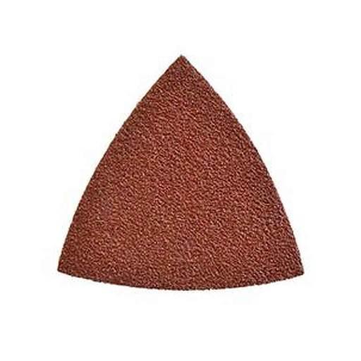 Starcke 100G Sanding Triangles, 83 x 83 mm, Velcro Image 1