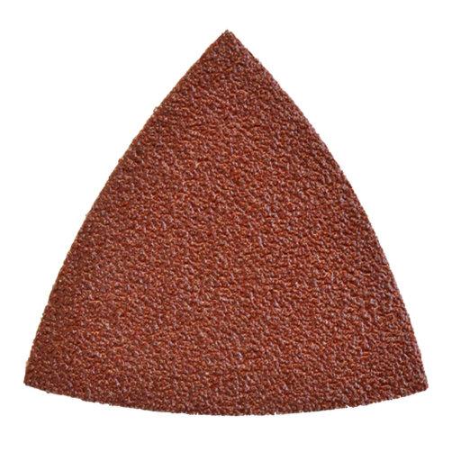 Starcke 80G Sanding Triangles, 83 x 83 mm, Velcro Image 1