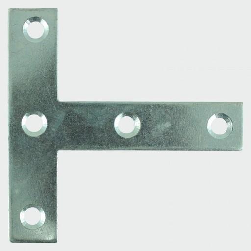 T Plate, 76x76x16 mm, 2 pk Image 1