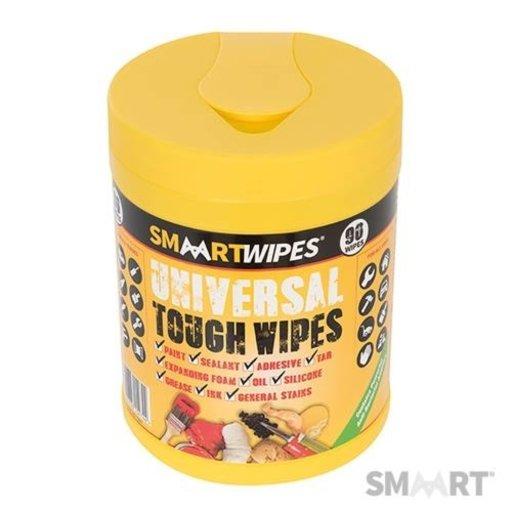 Universal Tough Wipes, 90 pcs Image 1