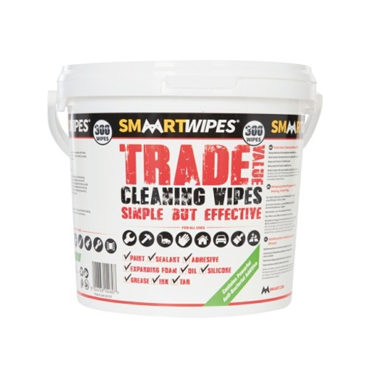 Trade Value Cleaning Wipes, 300 pcs Image 1