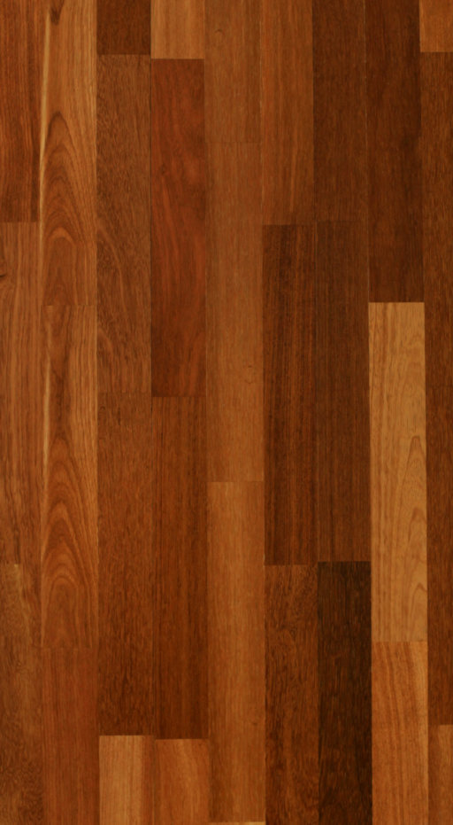 Tradition Classics Engineered 3-Strip Kempas Flooring, Prime, Lacquered, 13.5x195x2200 mm Image 1