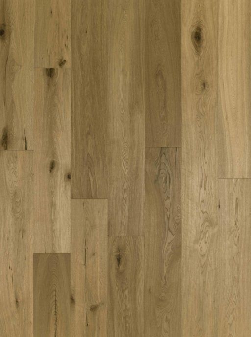 Tradition Classics Buzet Engineered Oak Flooring, Smoked, Distressed, Oiled, 15x190x1900 mm Image 3