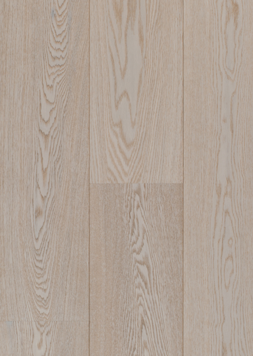 Tradition Classics Witmat Clic Engineered Oak Flooring, Rustic, Brushed & White Matt Lacquered, 189x15x1860 mm Image 2