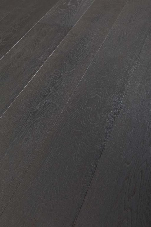 Tradition Classics Carbonised Engineered Oak Flooring, Oiled, 15x180x1850 mm Image 2