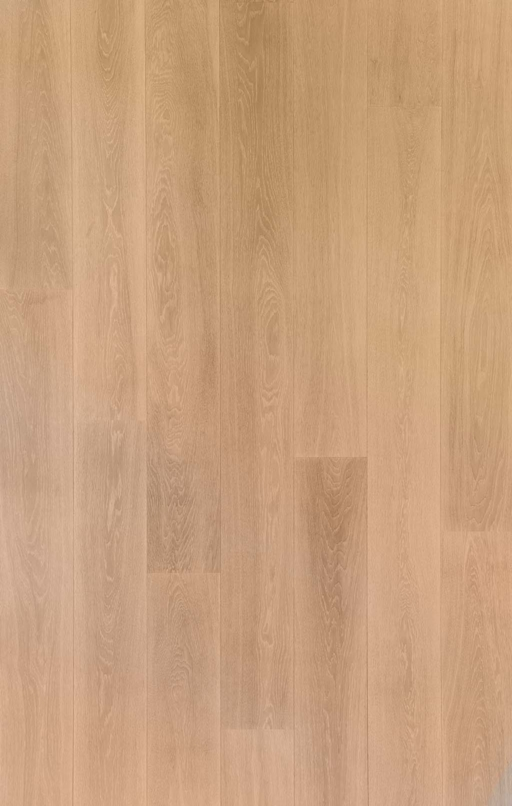 Tradition Chardonnay Engineered Oak Flooring, Smoked, Brushed, White Patina, 15x190x1900 mm Image 2