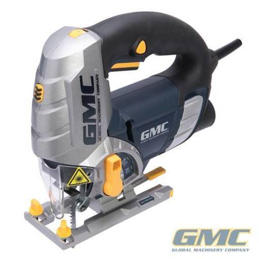 GMC Jigsaw with Laser Guide, 750 W Image 1
