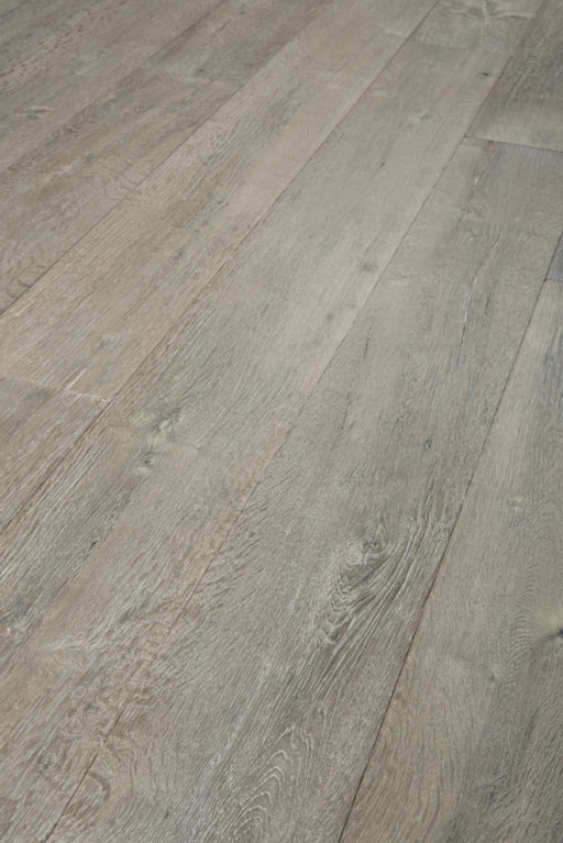 Tradition Classics Cabernet Engineered Oak Flooring, Smoked, Brushed, Handscraped, Grey Oiled, 15x190x1900 mm Image 3