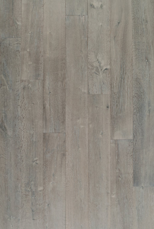 Tradition Classics Cabernet Engineered Oak Flooring, Smoked, Brushed, Handscraped, Grey Oiled, 15x190x1900 mm Image 4