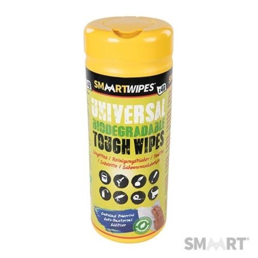 Universal Tough Wipes Biodegradable Image 1