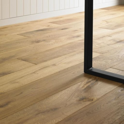 Tradition Classics Graves Engineered Oak Flooring, Smoked, Handscraped, Oiled, 15x189x1850 mm Image 2