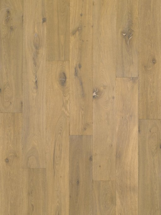 Tradition Classics Lorraine Engineered Oak Flooring, Smoked, Distressed, White Oiled, 15x189x1900 mm Image 4